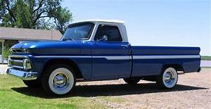 1965 Chevy C20 Lwb Fleetside