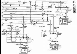 Diagram  2003 Chevy Tahoe Window Wiring Diagram Full