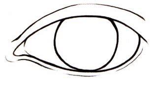 Как нарисовать глаза человека легко и красиво пошагово