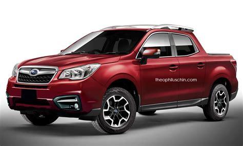 Can Next Subaru Baja Rival Honda Ridgeline Nseavoice