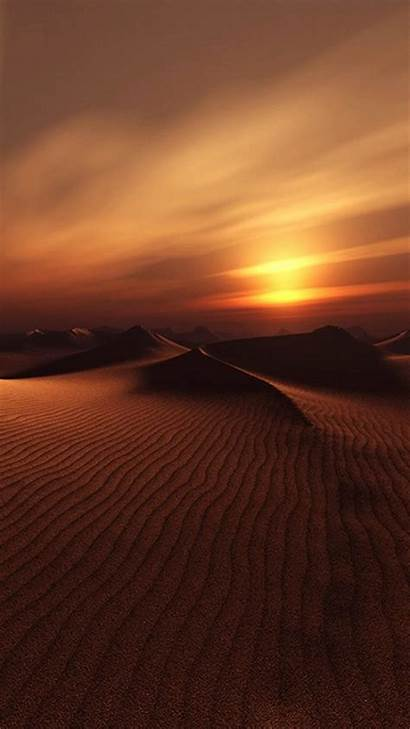 Background Desert Sunset Portrait Wallpapers 4k Backiee