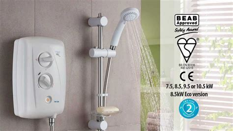 Wiring For Digital Shower by Electric Showers Quot T80z Fast Fit Quot From Triton
