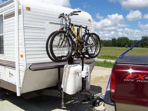 bike rack for rv bumper bike rack sunline coach owner s club