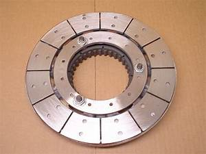 Spring Loaded Clutch Plate