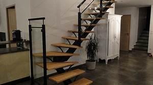 Escalier Metal Prix : prix d 39 un escalier co t moyen tarif de pose prix pose ~ Edinachiropracticcenter.com Idées de Décoration
