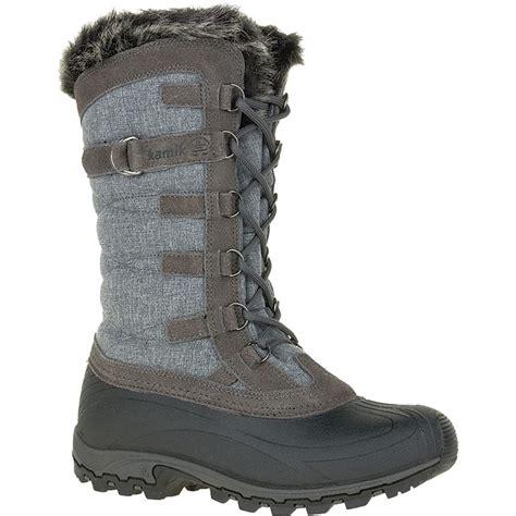 kamik snowvalley winter boot womens backcountrycom