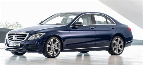 W205 Mercedes-Benz C-Class: first details released! Image ...