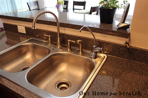 osmosis kitchen sink our home from scratch 4839