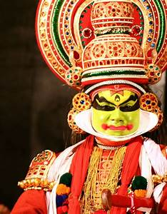 Channel-Green®: Kathakali (Malayalam: കഥകളി).