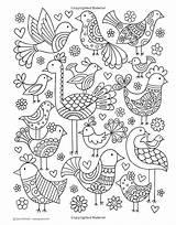 Coloring Notebook Doodles Activity Doodle Super Colouring Jess Volinski Adult Drawings Bird Dibujos Patterns рисунки Para Coloriage Drawing Sheets Bordar sketch template