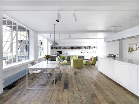 kitchen loft design ideas bermondsey warehouse loft apartment form design 5389