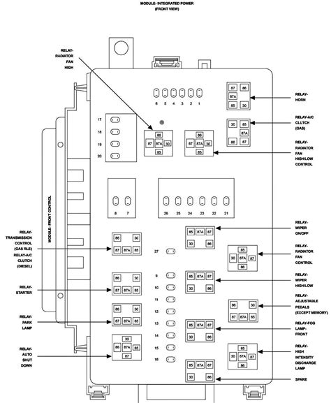 Dodge Magnum Wiring Harnes Diagram by Dodge 4 7 Magnum Engine Diagrams Wiring Diagram And