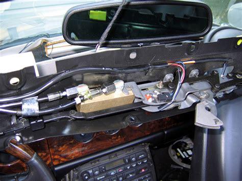 loose convertible top latch jaguar forums jaguar enthusiasts forum
