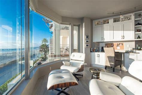 gorgeous beach style home office  study decoist