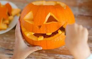 Pumpkin, Carving, Game
