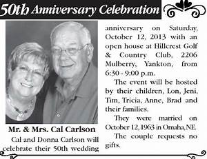 6 best images of birthday newspaper announcement examples for Wedding announcement ideas for newspaper