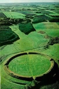 Viking Trelleborg Ring Fortress