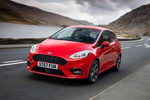 New Ford Fiesta St-line 2017 Review
