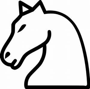 Knight Chess Piece Clip Art at Clker.com - vector clip art ...