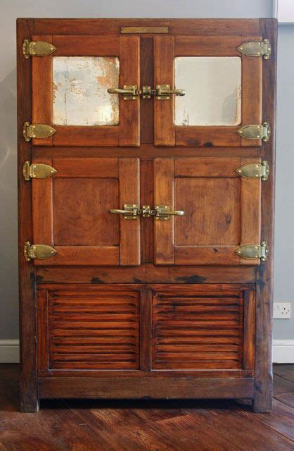 10 Best images about Antique   Ice Boxes on Pinterest