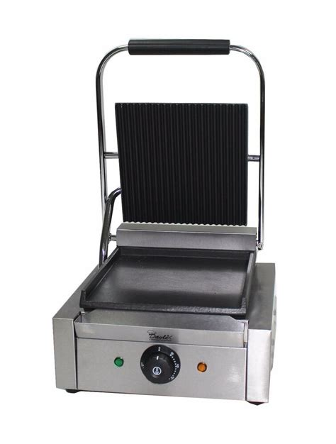 industrial sandwich toaster panini press machine toaster electric sandwich maker