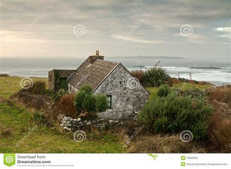 irish house stock image image  ireland landscape