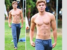 Zac Efron and Bulge Cosmodaddy