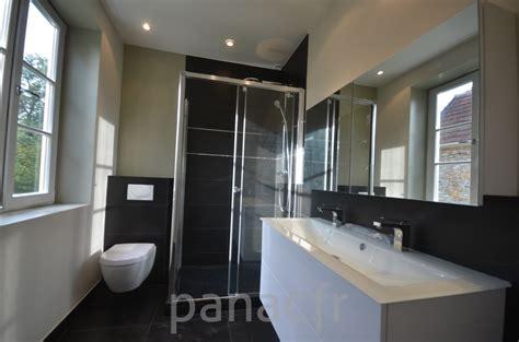 photo de chambre a coucher salle de bain moderne salle de bain design