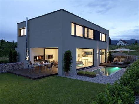 Massivhaus Und Massivhäuser  Hausbau Mit Stein & Beton