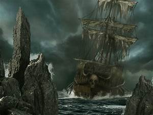 wallpapers: Ghost Ship
