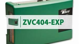 Taco Zone Valve Controls - Zvc404-exp