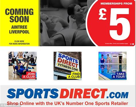 sports direct set  open  budget gyms  membership