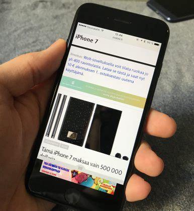 iphone 7 plus 128 ruusukulta