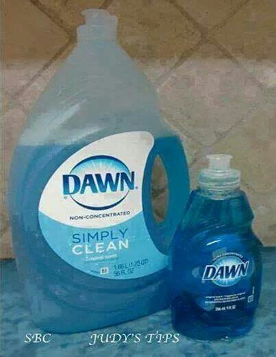 dawn bubbles dish soap liquid dishwashing cleaner cleaning anymore dishes clean oil giant bubble homemade wild solutions water hair why