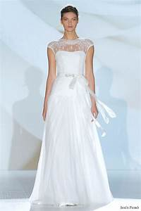 Jesus peiro 2015 wedding dresses perfume bridal for Illusion sleeve wedding dress