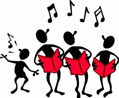 Choir Singing Interested Waipu Male Being