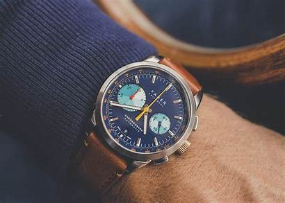 Farer Watches Chronograph Automatic Introducing Merit Speculation