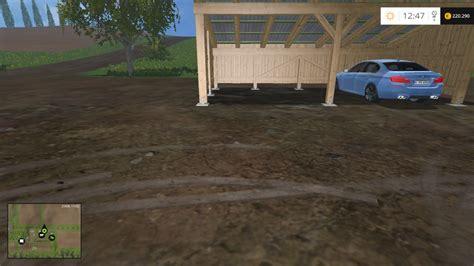 Placeable Car Garage V 1.0 Ls15