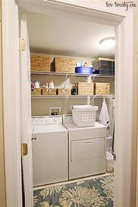 laundry room makeovers Organizing a Small Laundry Room | Decorating Your Small Space
