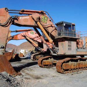 2010 hitachi ex3600 6 backhoe equipment exchange