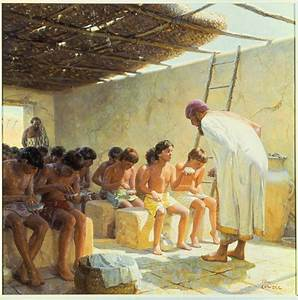 Education of Children - Ancient Greece