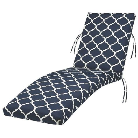 chaise navy home decorators collection landview navy outdoor chaise