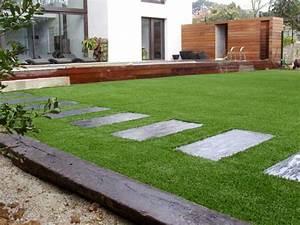 Jardinier Paysagiste Aubagne : pose de gazon synth tique aubagne par paysagiste ~ Premium-room.com Idées de Décoration