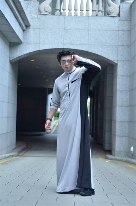 fesyen jubah moden lelaki terkini  stylish murah