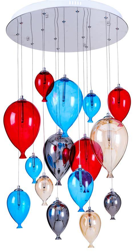 childrens pendant lamp balloons balloon multicolor