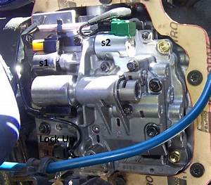 Automatic Transmission Solenoid Replacement Automatic Transmission Shift Solenoid Wiring Diagram