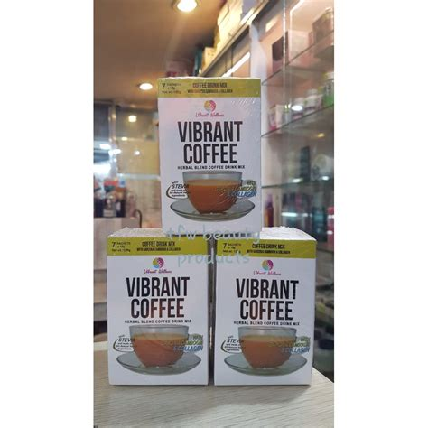 Vibrant coffee 7 sachets each box this listing is for 2 boxes (total 14 sachets) the 11 in 1 healthy coffee the makes you lose weight.made with the natural ingredients that gives you energy and control your appetite to lose weight. Vibrant Coffee 11 in 1 Coffee | Shopee Philippines