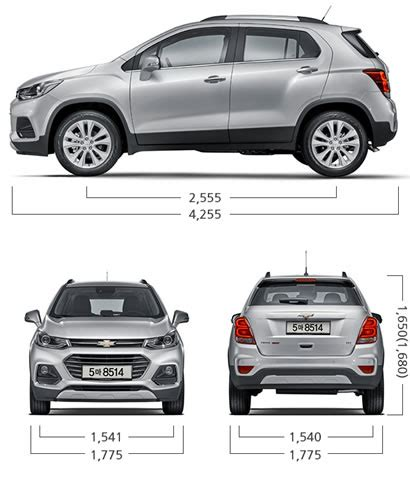 chevrolet trax small suv page  kaskus