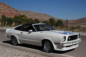 White 1978 Ford Mustang II King Cobra Hatchback - MustangAttitude.com Photo Detail