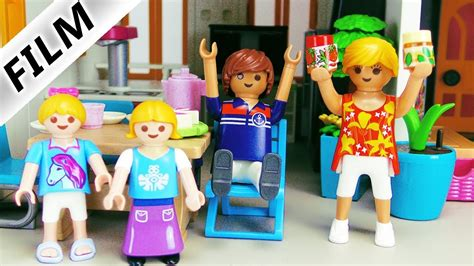 Playmobil Film Deutsch  Mr Handsome Bei Pia Zuhause